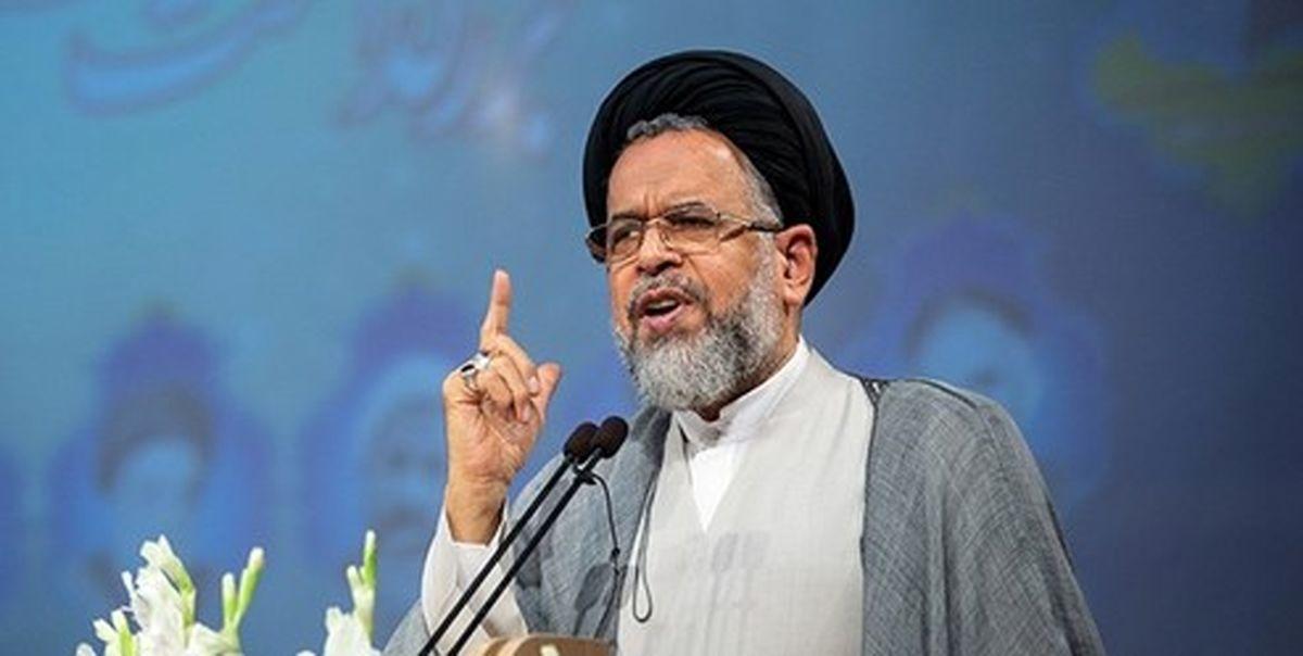 وزیر اطلاعات: حاج قاسم همیشه به مرگ لبخند میزد