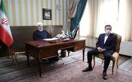 ویدئو کنفرانس روحانی با هلالاحمر و بیمارستان اراک