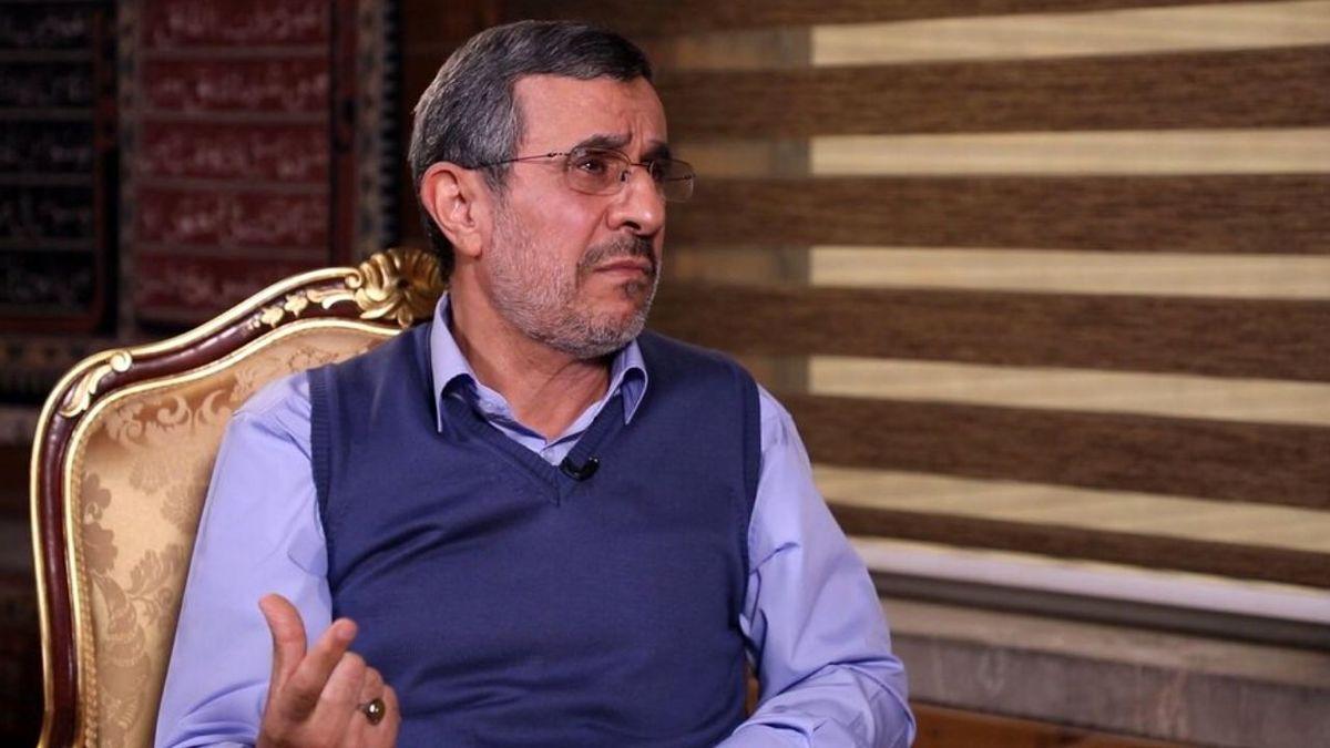کنایه گنجی به بگم بگم های احمدی نژاد