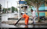 هشدار سیلابهای ناگهانی در ۱۱ استان تا سه شنبه