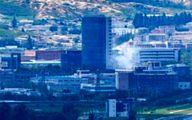 فیلم: لحظه انفجار دفتر رابط دو کره توسط کره شمالی