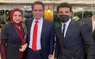 محمد صلاح در مراسم ازدواج برادرش حاشیه ساز شد +عکس