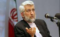 جلیلی: گفتمان انقلاب اسلامی باید مدعی باشد نه متهم