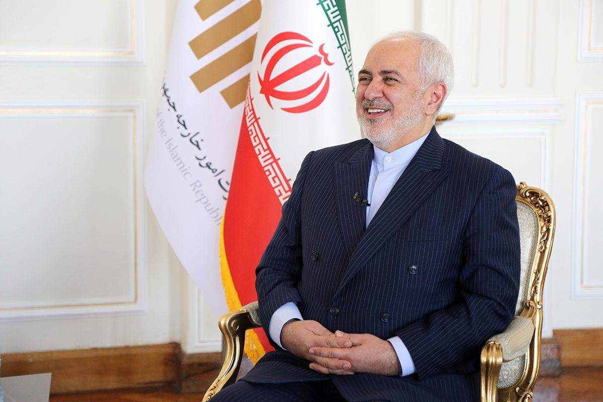 ظریف: تابو مذاکره با آمریکا با مصلحتاندیشی رهبری شکسته شد