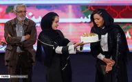 تصاویر: جشن تولد پریناز ایزدیار  در برج میلاد