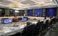 تصاویر: جلسه ستاد ملی مبارزه با کرونا با حضور روحانی