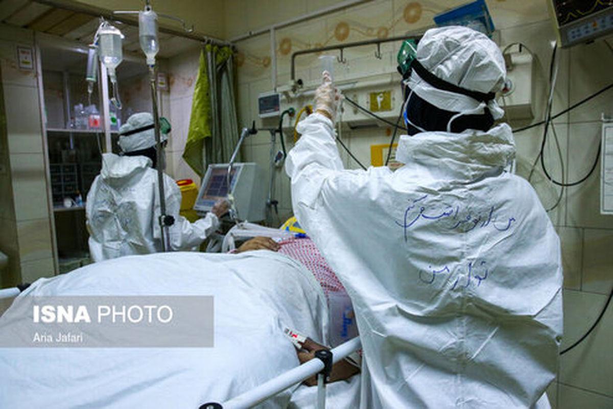 آمار فوتیهای جدید کرونا در کشور