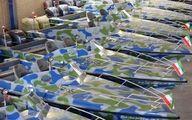 تحویل ۱۲ فروند شناور تندرو به سازمان شیلات ایران