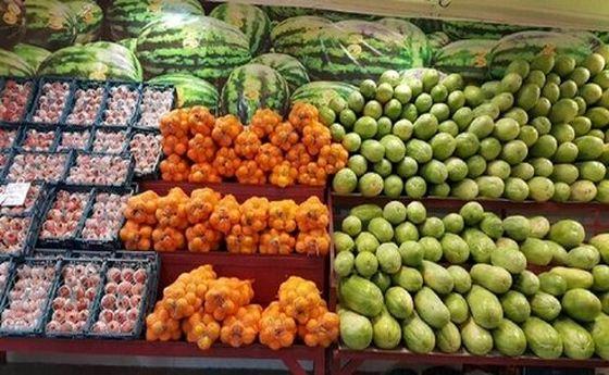 قیمت انواع میوه و صیفی پرمصرف در میادین میوه و تره بار