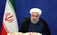 روحانی: قهر با صندوق رای مشکلی را حل نمیکند