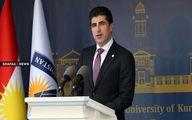 حضور هیاتی از کردستان عراق در مراسم تحلیف رئیسی