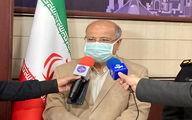 زالی: تعطیلات بیماران سرپایی پایتخت را به زیر ۲۰ هزار نفر رساند