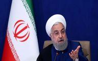 روحانی: از روز اول که آمدیم ارز سیر نزولی پیدا کرد؛ ما که کاری نکرده بودیم