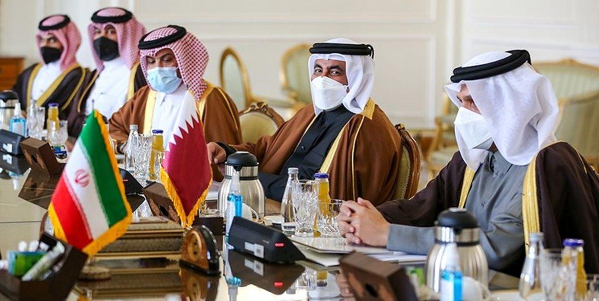 قدردانی ویژه قطر از کمکهای ایران