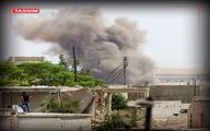 حمله مجدد تروریستها به منطقه کاهش تنش در سوریه