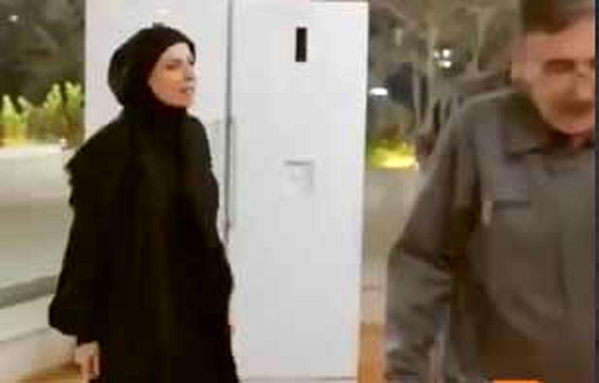 حضور لیلا حاتمی در یک تیزر تبلیغاتی سوژه شد +فیلم
