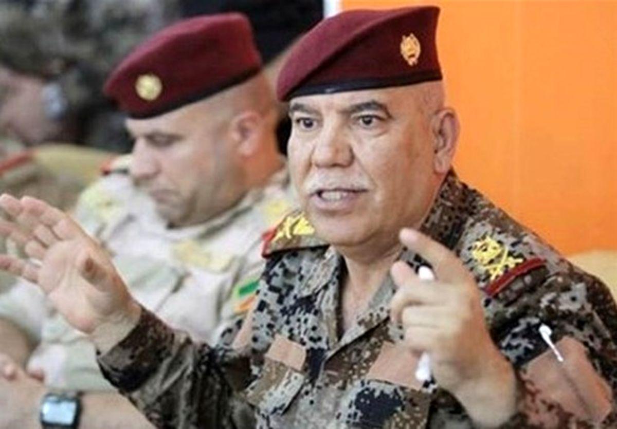 تلاش برای دستگیری یک تکتیرانداز در تظاهرات بغداد