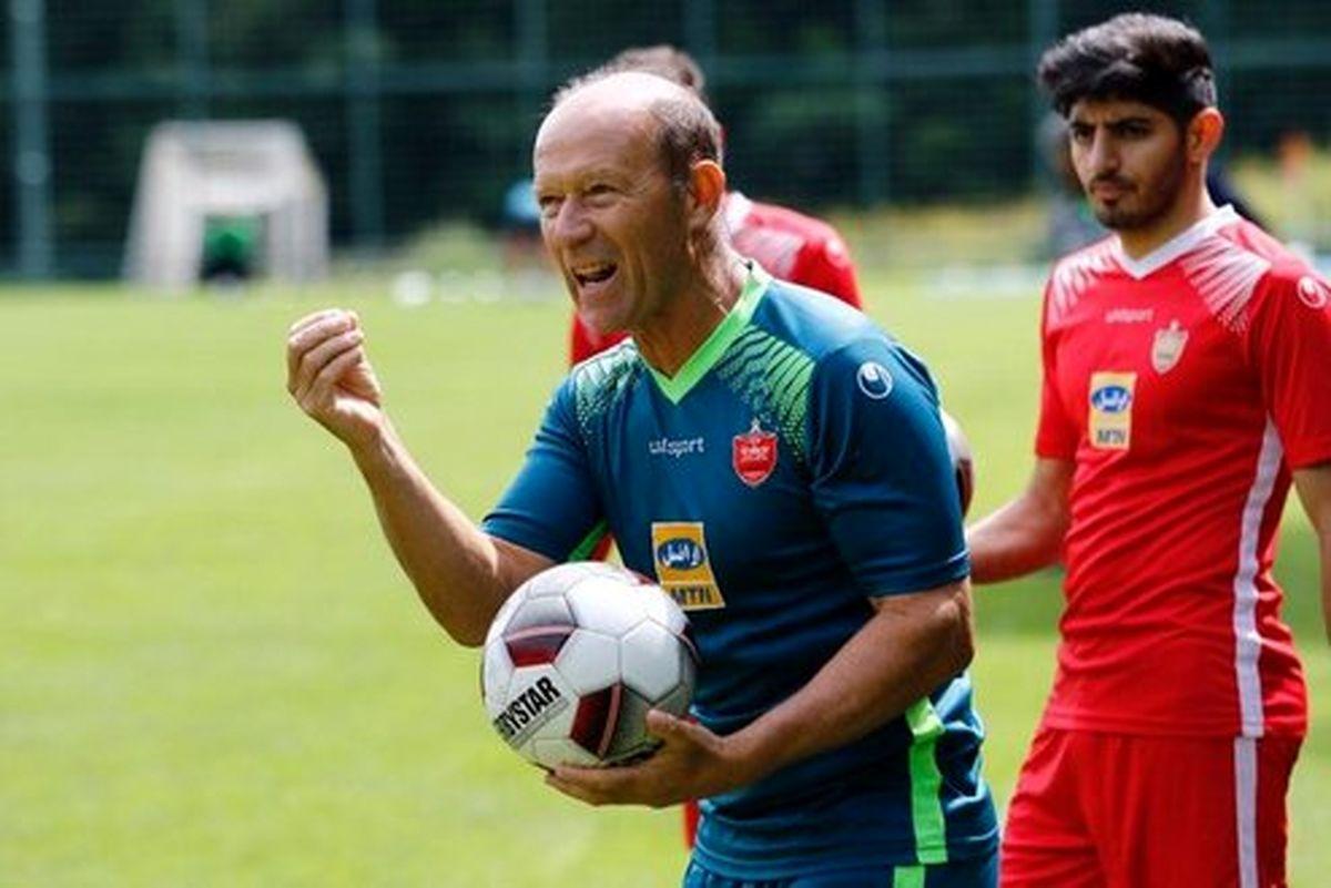 کالدرون: هدایت تیم ملی ایران ایده جذابی است