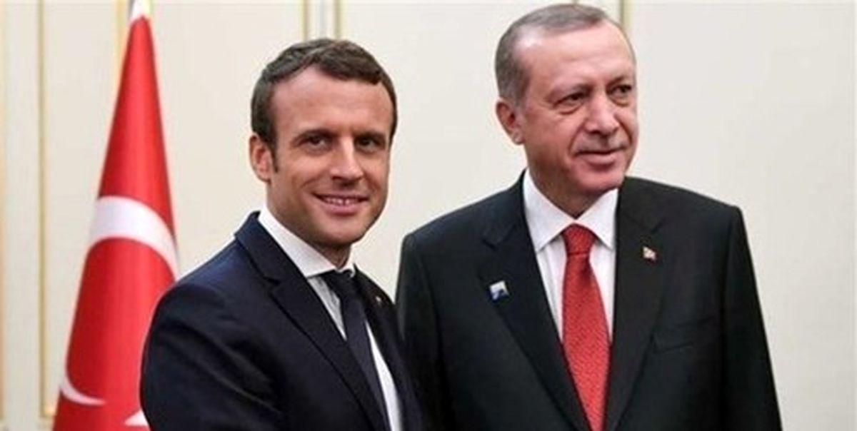 ماجرای نامه ماکرون به اردوغان بعد از تنشها