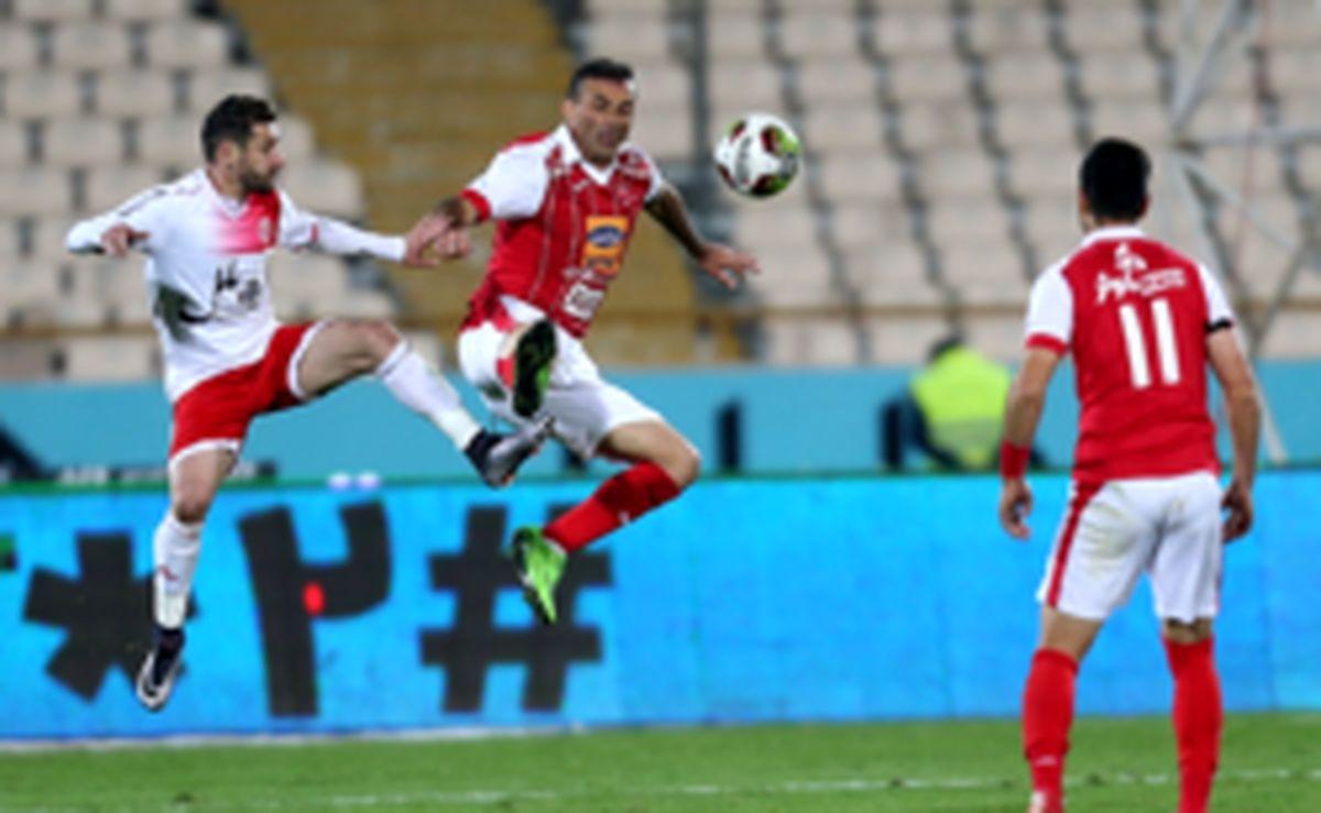 حسینی: با فشارهایی که روی تیم ما هست، لیگ سختی را پیش رو داریم