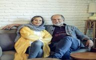عکس بازیگران پدر و دختر مشهور سینمای ایران