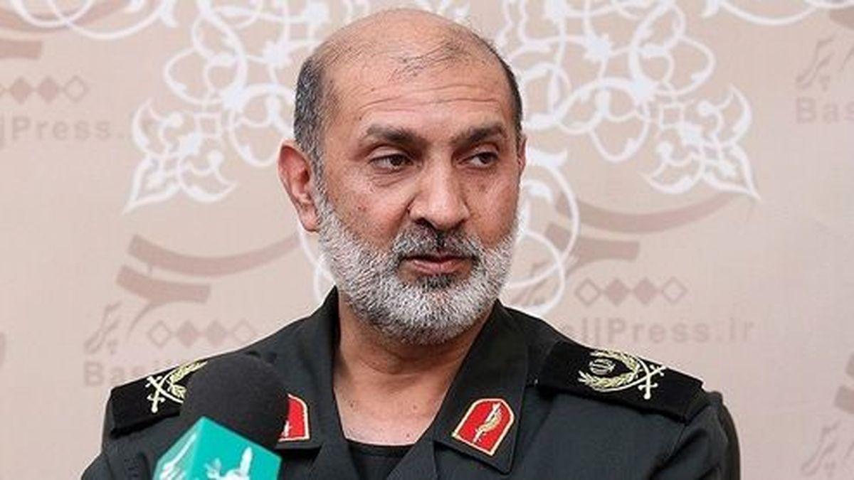 سردار سنایی راد: حمله به نفتکشهای ژاپن مشکوک است
