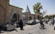 تصاویر: بقاع متبرکه در دل پایتخت