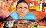 مردی پس از ضربه مغزی هنرمند شد! +عکس