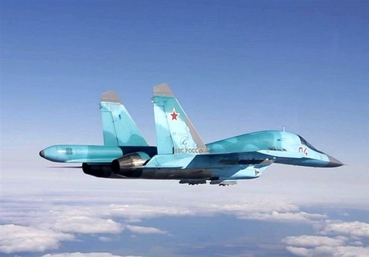 جنگنده روسی هواپیمای جاسوسی آمریکا را فراری داد