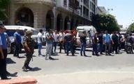 وقوع ۲ انفجار انتحاری در پایتخت تونس