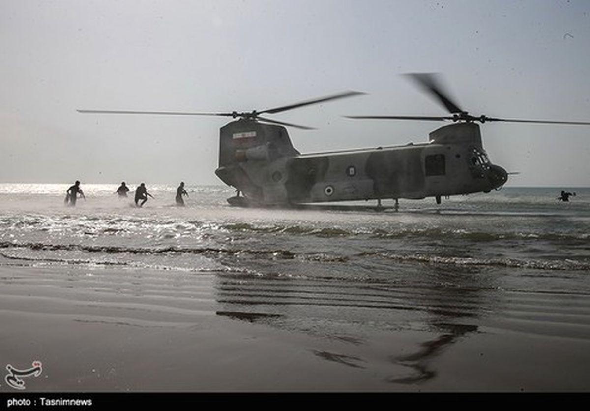 تصاویر: رزمایش اقتدار ۹۹ نیروی زمینی ارتش