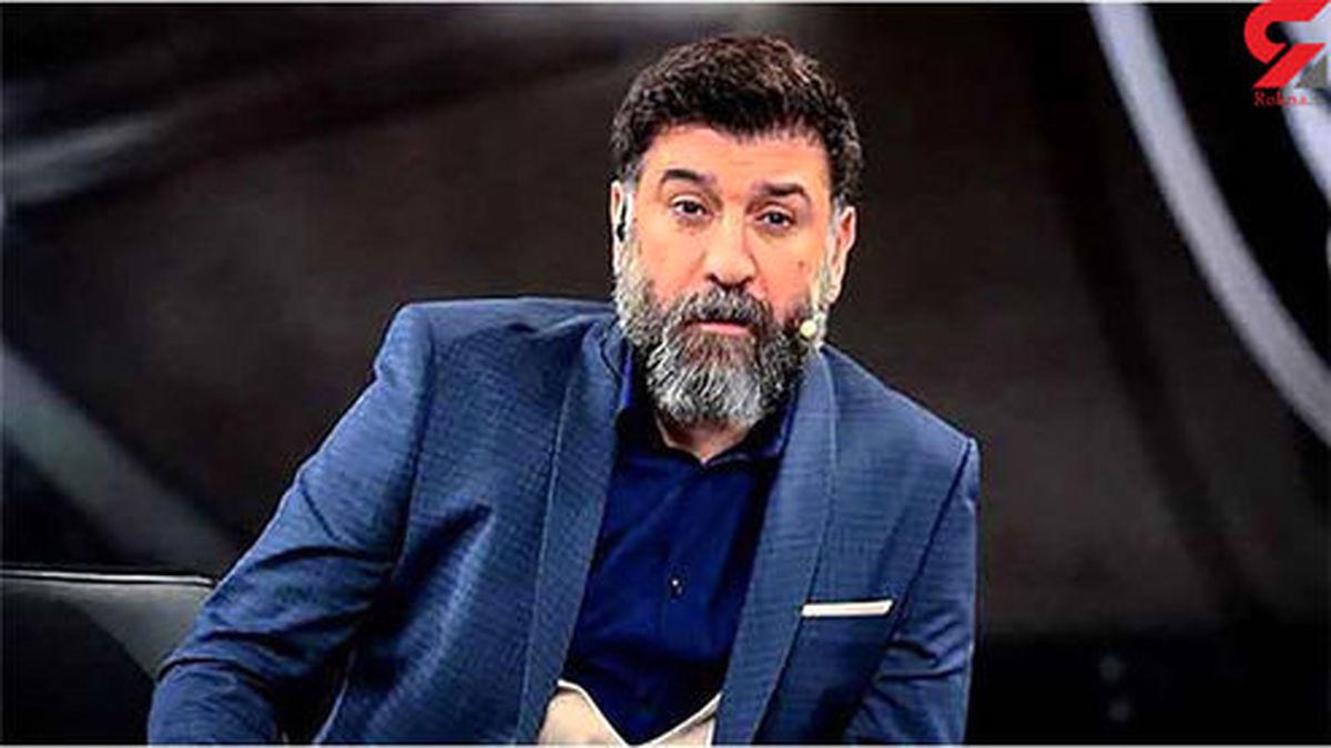 بستری شدن علی انصاری در بخش مراقبت های ویژه