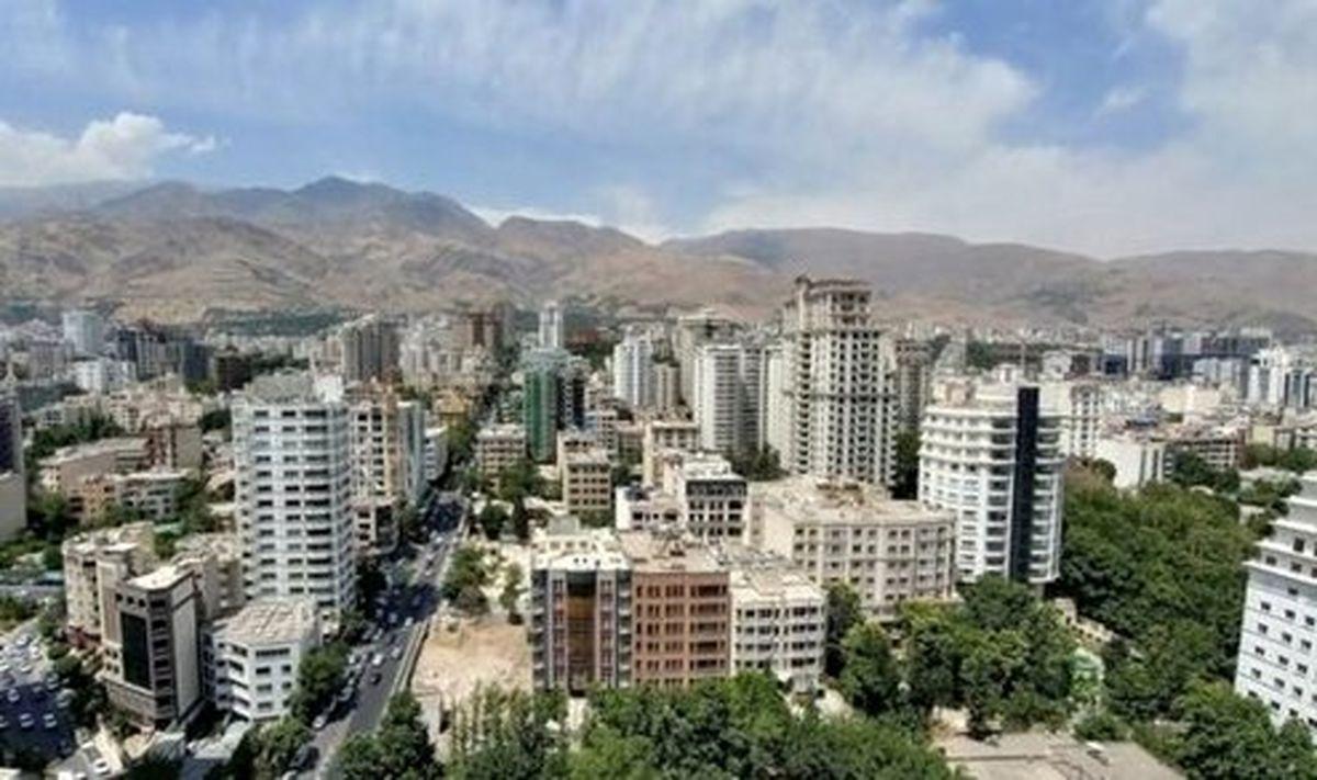 تعداد و قیمت معاملات مسکن در پایتخت کم شد