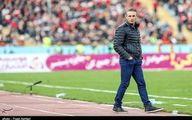 طغیان گلمحمدی پیش از بازی تراکتورسازی