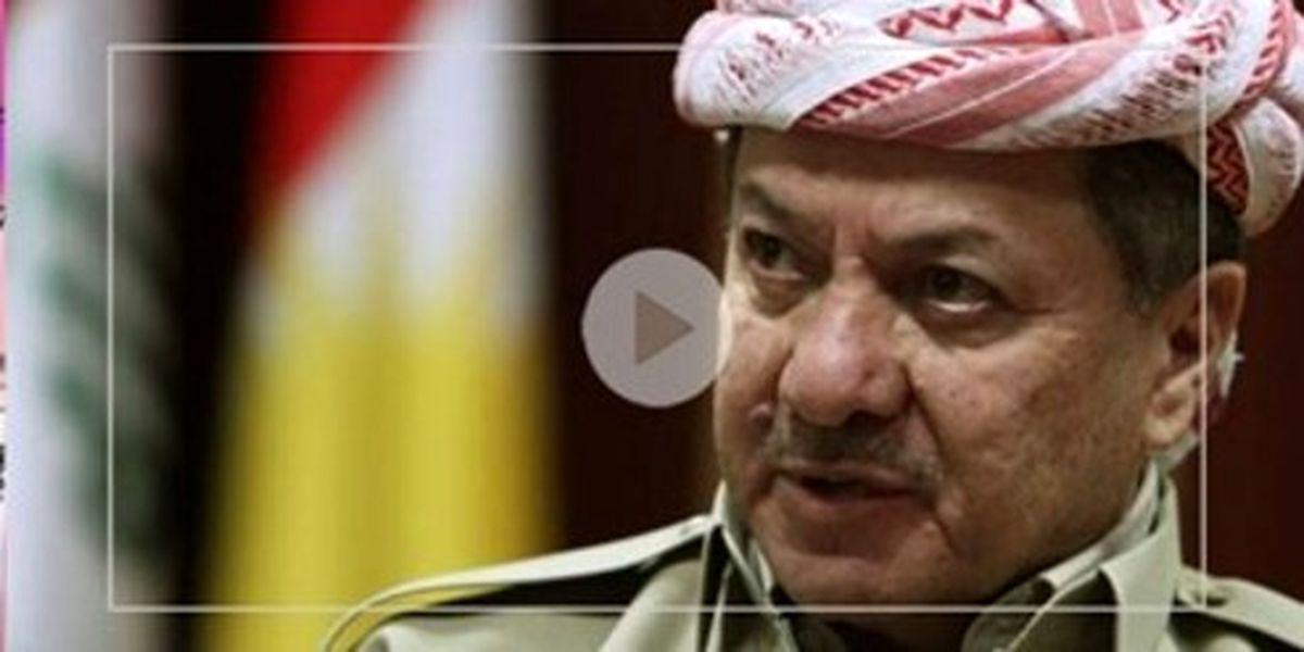 ناگفتههای مسعود بارزانی از کمک ایران به اربیل