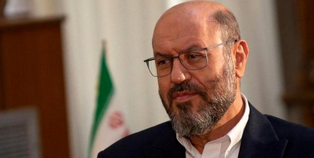 انتقاد سردار دهقان از رویکرد سیاست خارجی کشور