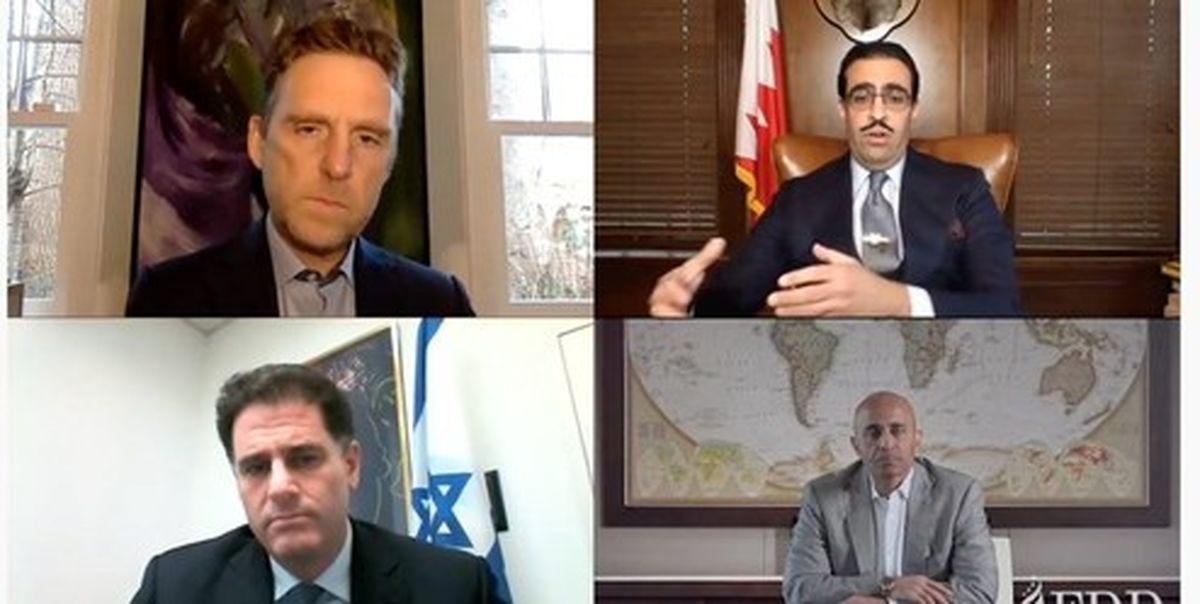 گزافه گویی امارات، بحرین و رژیم صهیونیستی علیه ایران