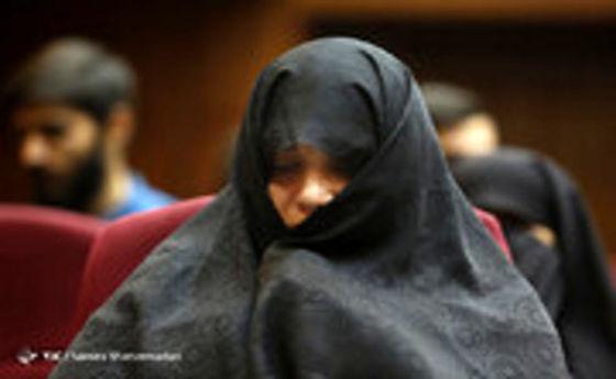 قاضی به شبنم نعمتزاده: حجابتان را طوری رعایت کنید که صدایتان را بشنویم! +فیلم