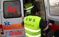 تصادف در اتوبان قم - تهران با ۲ کشته