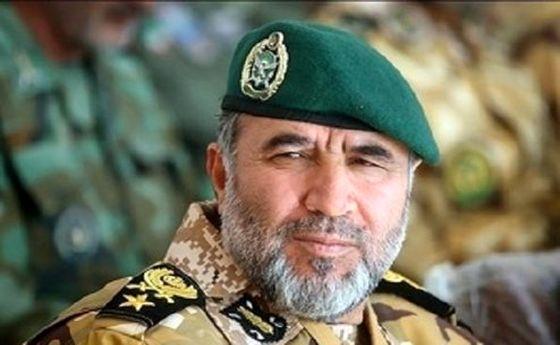 امیر حیدری: نیروهای مسلح دشمنان بزدل را از هرگونه خباثتی پشیمان می کنند