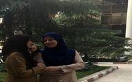 دو خواهر مجری صدا و سیما +عکس