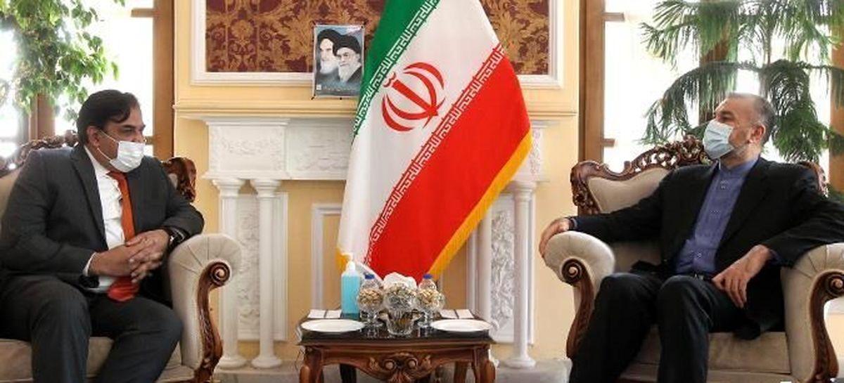 امیرعبداللهیان در دیدار سفیر پاکستان چه گفت؟