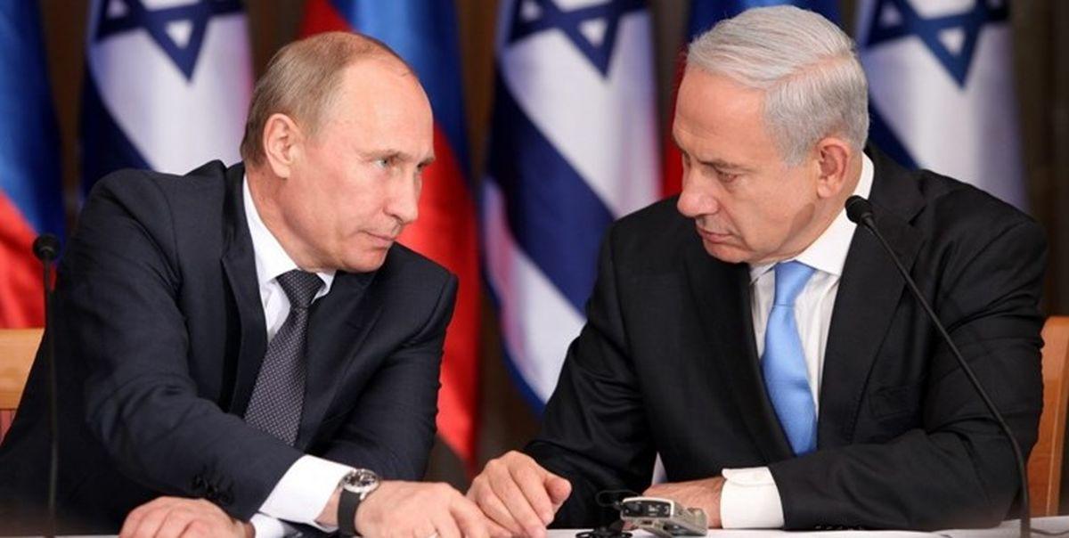 گفتوگوی تلفنی نتانیاهو و پوتین