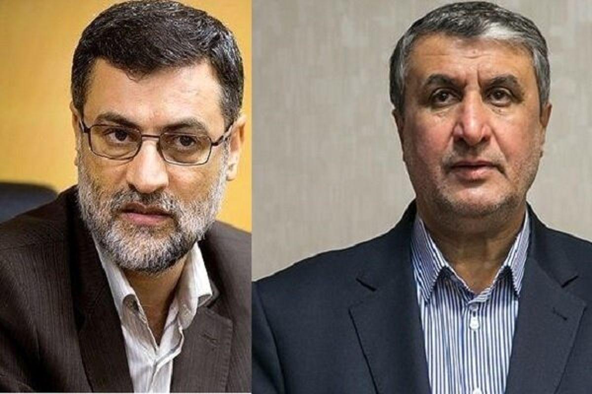 ماجرای پیامک زدن وزیر راه به نایب رئیس مجلس