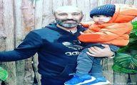 نگاه عاشقانه محسن تنابنده به همسرش+عکس لو رفته