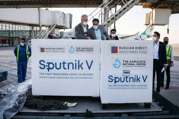 ورود ۷۰۰ هزار دُز واکسن اسپوتنیک به کشور