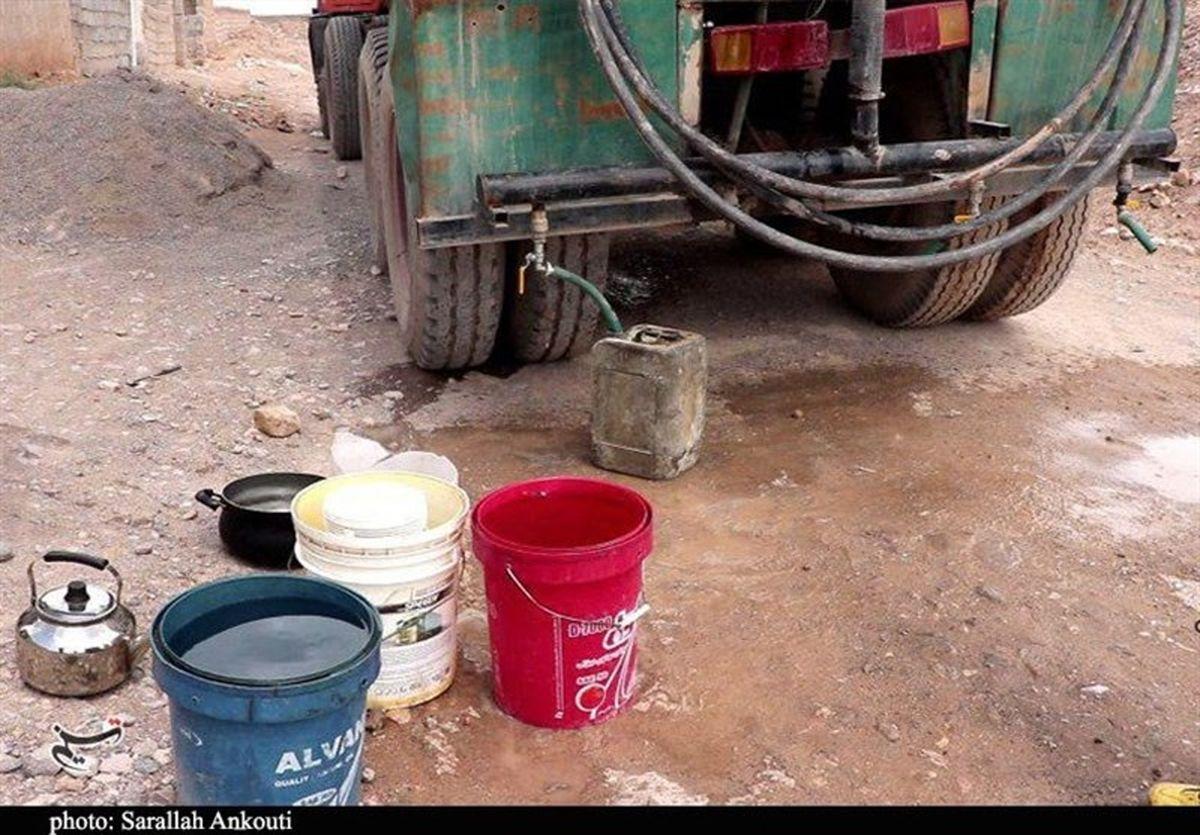 کمبود آب روستاهای مرزی گلستان