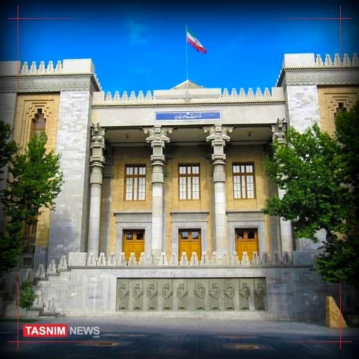 وزارت خارجه، سفیر پرتغال را احضار کرد