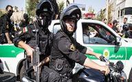 ماجرای درگیری مسلحانه  اوباش در خیابان نبرد