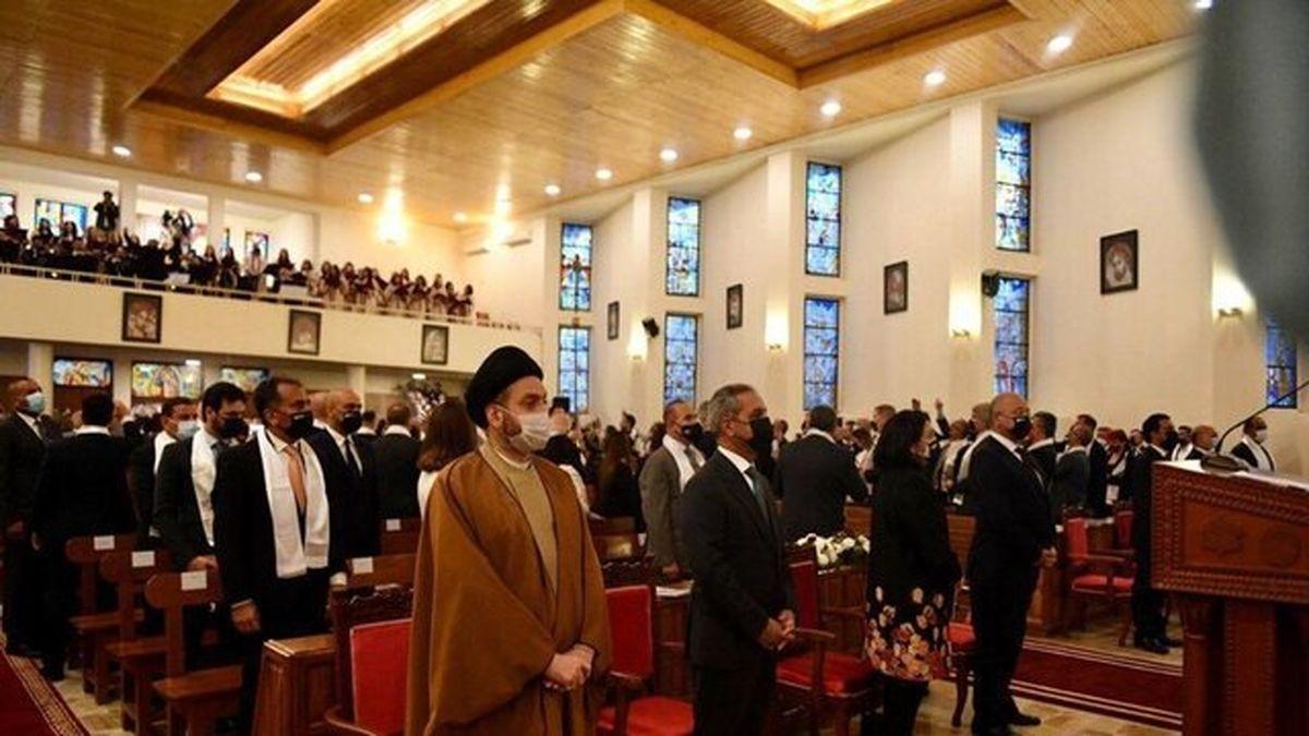 واکنش عمار حکیم به سفر پاپ به عراق